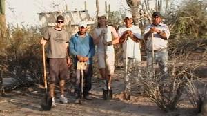 Desert Workers